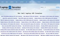 Screenshot of Laptop inverter