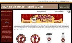 Screenshot of JMGNole SmartAssTees