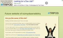 Screenshot of Sunny Daze Rabbitry