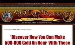 Screenshot of Warcraft Riches!