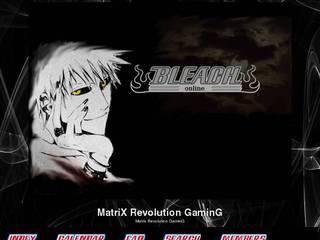 Screenshot of Matrix Gaming