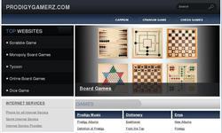 Screenshot of ProdigyGamerz