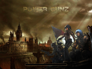 Screenshot of Black Gunz