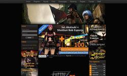 Screenshot of GunZ VzNetwork