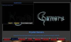 Screenshot of krystalGamers Gunz
