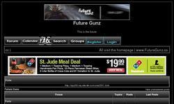 Screenshot of FutureGunz