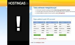 Screenshot of Realus Lietuvos Gyvenimas