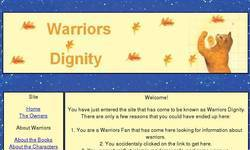 Screenshot of Warriors Dignity