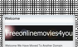 Screenshot of FREEONLINEMOVIES4U