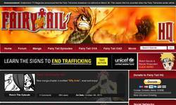 Screenshot of Watch Fairy tail Episodes Online