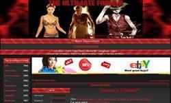 Screenshot of TV ManiaX