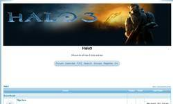 Screenshot of Halo Hints