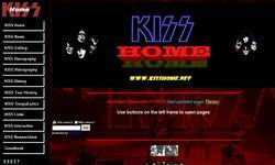 Screenshot of Kisshome forum