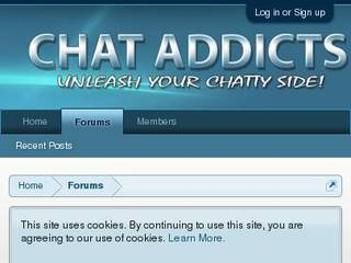 Screenshot of Chat Addicts - Unleash Your Chatty Side!