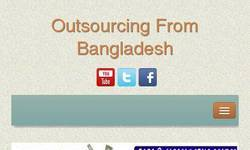 Screenshot of outsourcing in bangladesh