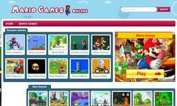 Screenshot of Free Mario games
